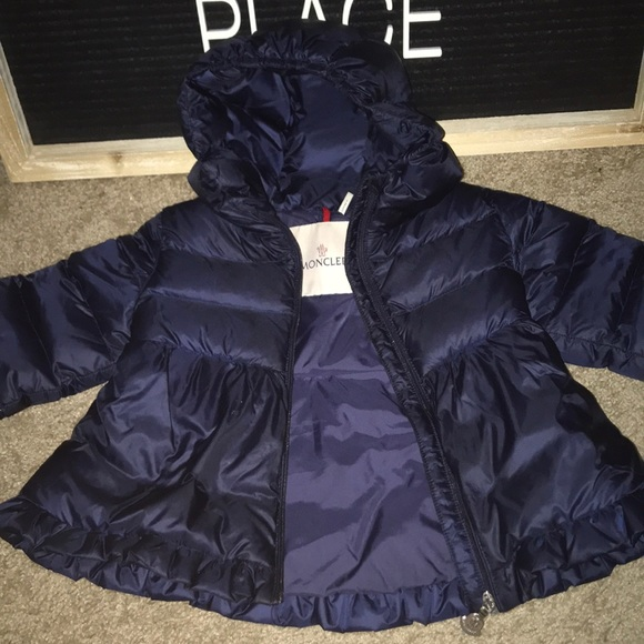 moncler toddler girl coat